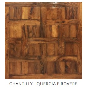 chantilly quercia e rovere