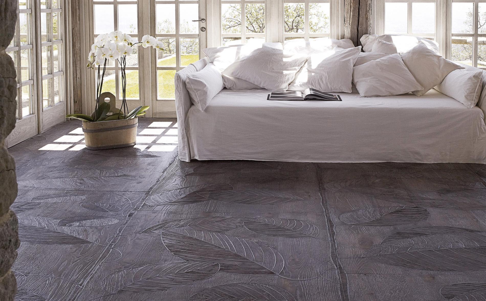 Luxury floorings