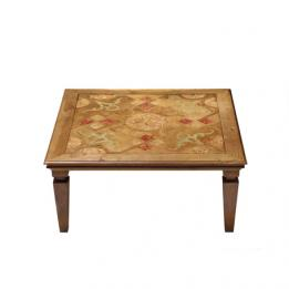 Coffee table Scagliola