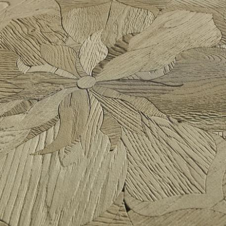 artistic elegant inlaid wood flooring