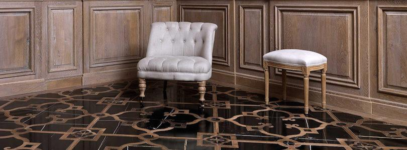 Inlaid floors