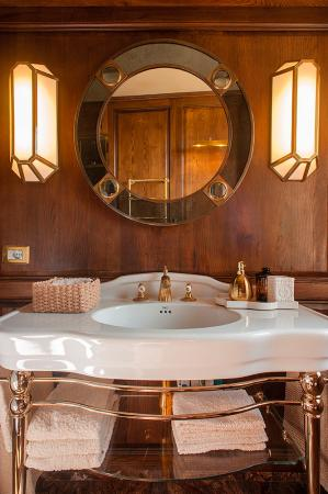 bespoke sink luxury bathroom vassalletti creation siena